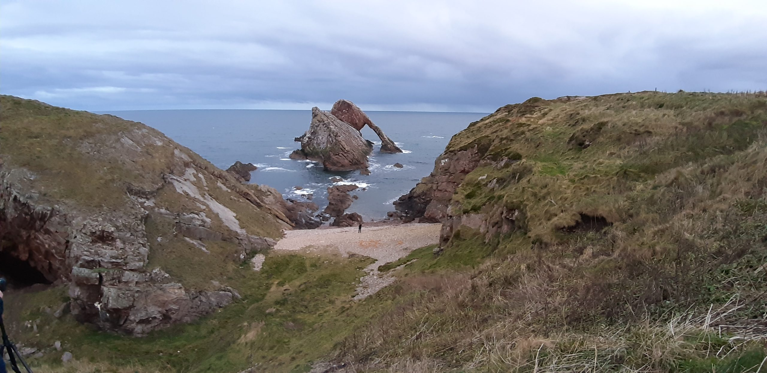 Bow Fiddle Rock, Portnockie