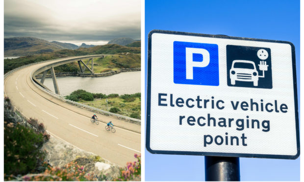 Members of the Applecross community have created a novel idea to utilise excess power generated from its community owned hydro scheme to encourage greener travel.