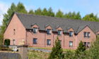 The Clachnaharry Care Home in Inverness. Picture by Sandy McCook
