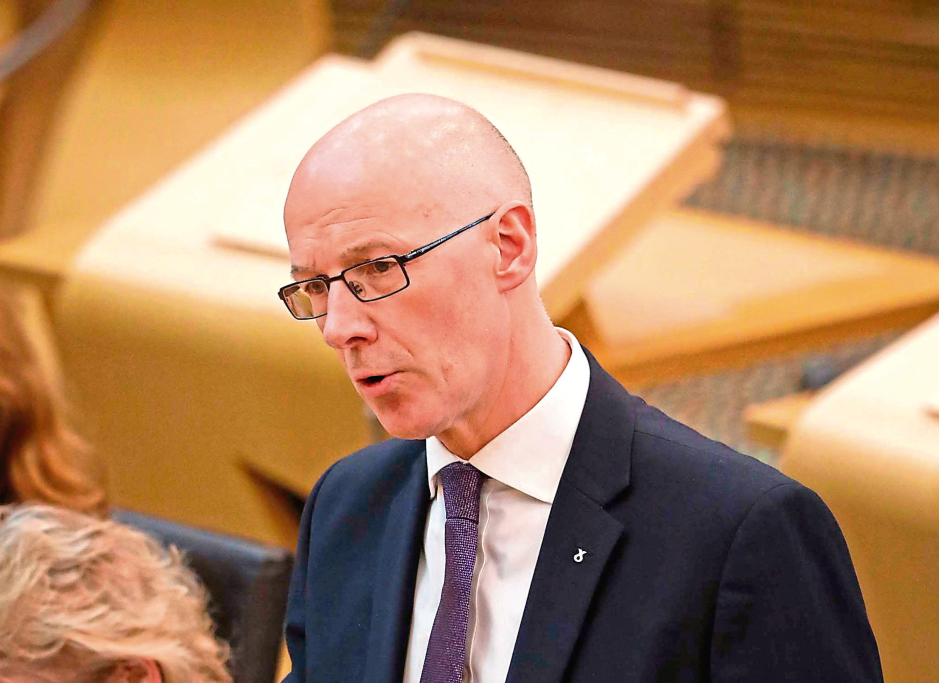 Education Secretary John Swinney unveils remit of education review