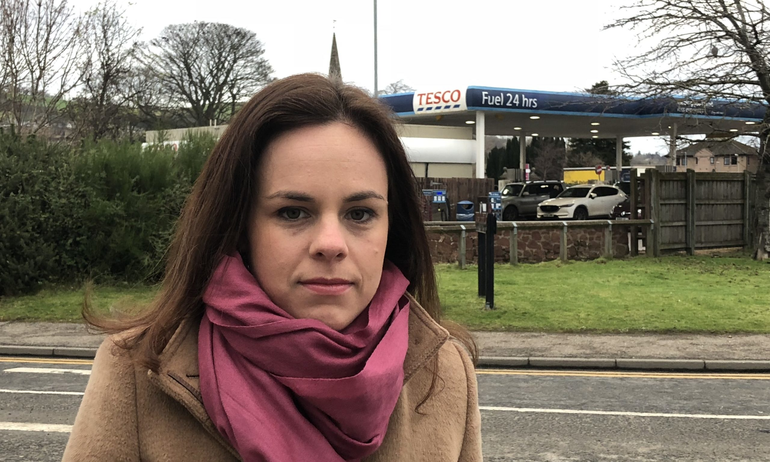 Kate Forbes has secured a meeting with Tesco to discuss reinstating the 24-hour fuel provision