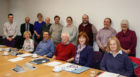 Members of the Moray Local Action Group (LAG).