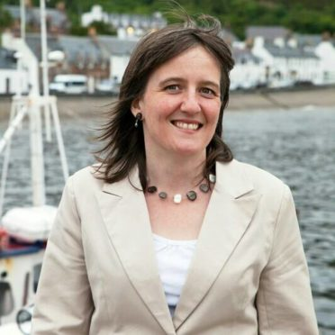 Highland MSP Maree Todd has paid tribute to the St Valery troops.
