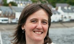 Maree Todd is the new minister for sport and public health