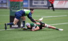 Highland skipper Stuart MacDonald-Butler in the reverse fixture with Boroughmuir.
