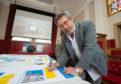 Fabio Villani, a member of TSI Moray's leadership team.