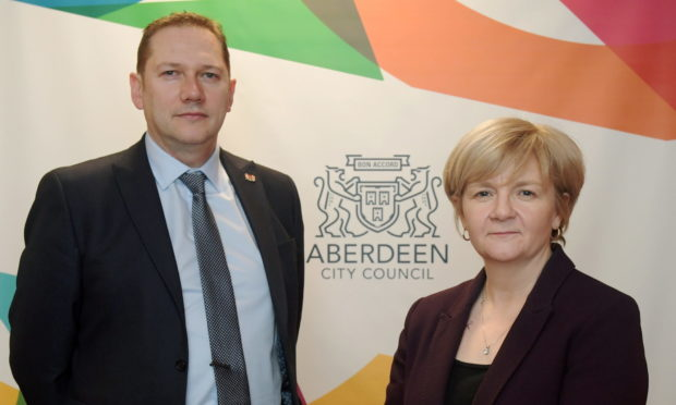 Aberdeen business rates fears