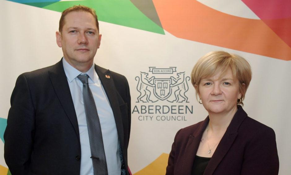 Aberdeen business rates fears
