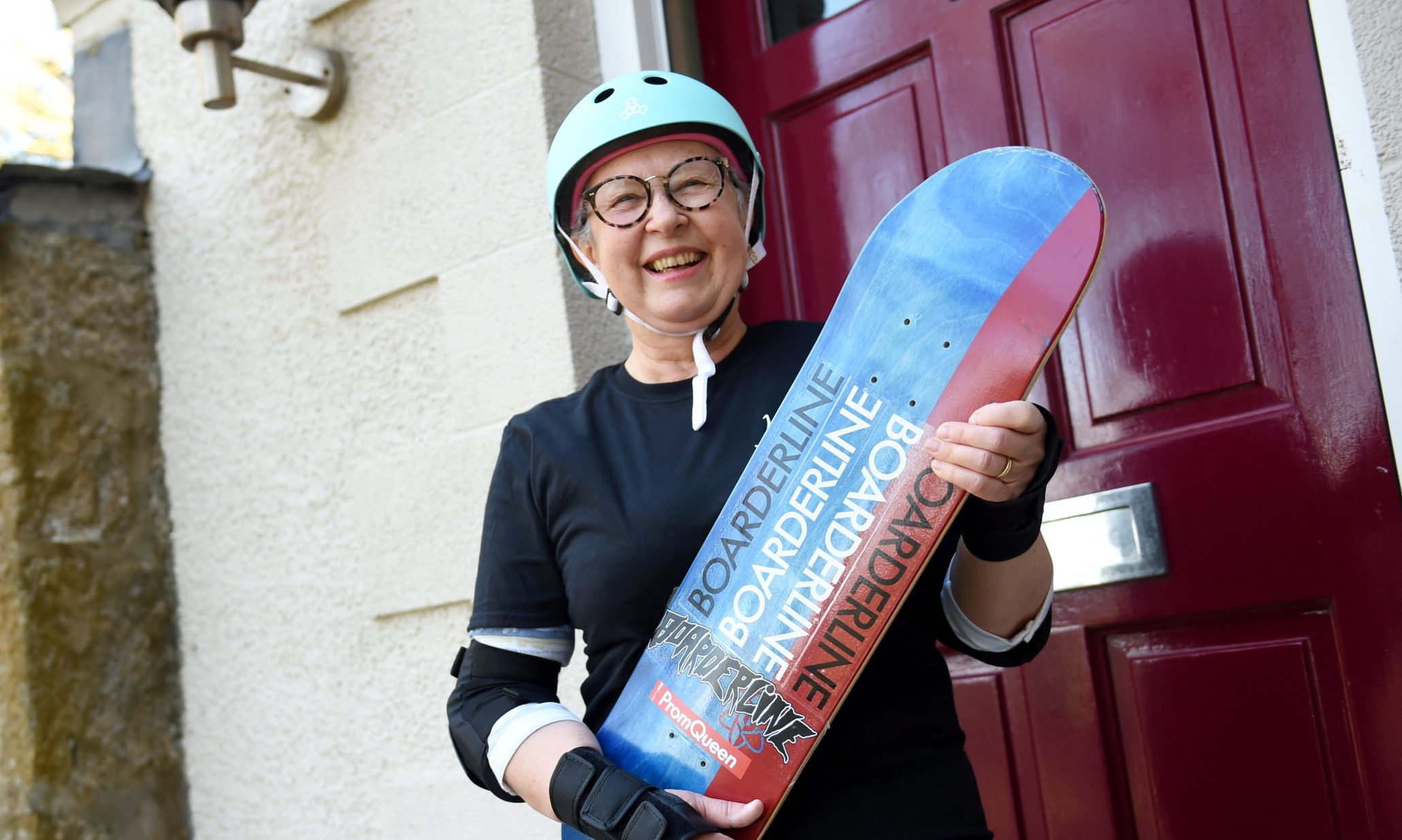 Elaine Shallcross. Picture by Paul Glendell