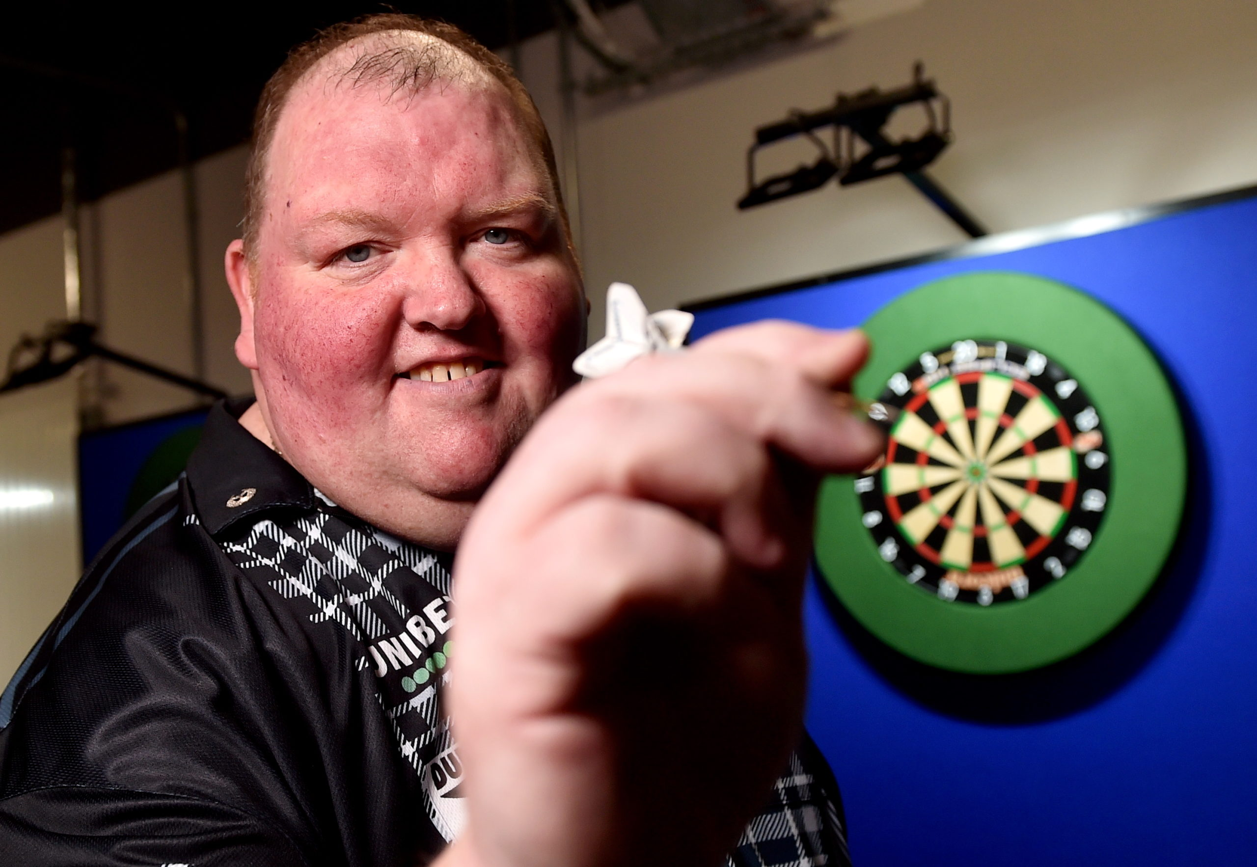 Huntly's John Henderson is playing in the Players Championship Finals