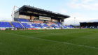 Fans could be barred from the Caledonian Stadium for a while yet due to the coronavirus outbreak.