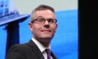 Former Finance Secretary Derek Mackay