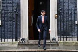 The UK budget could be delayed further following the resignation of Sajid Javid and the appointment of Rishi Sunak (pictured) to Number 11