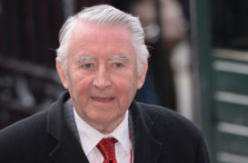 Former Liberal leader Lord Steel