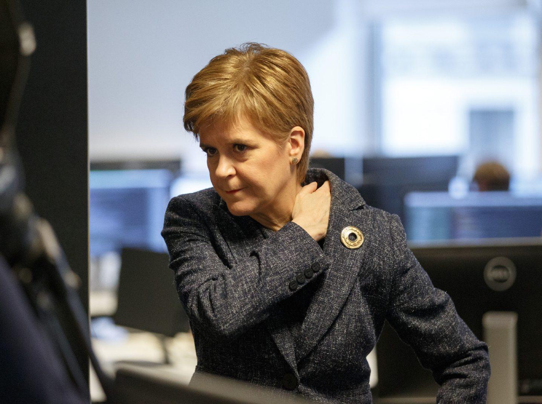 Nicola Sturgeon's referendum strategy is under scrutiny