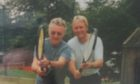 Rob Bennett and Roger Taylor