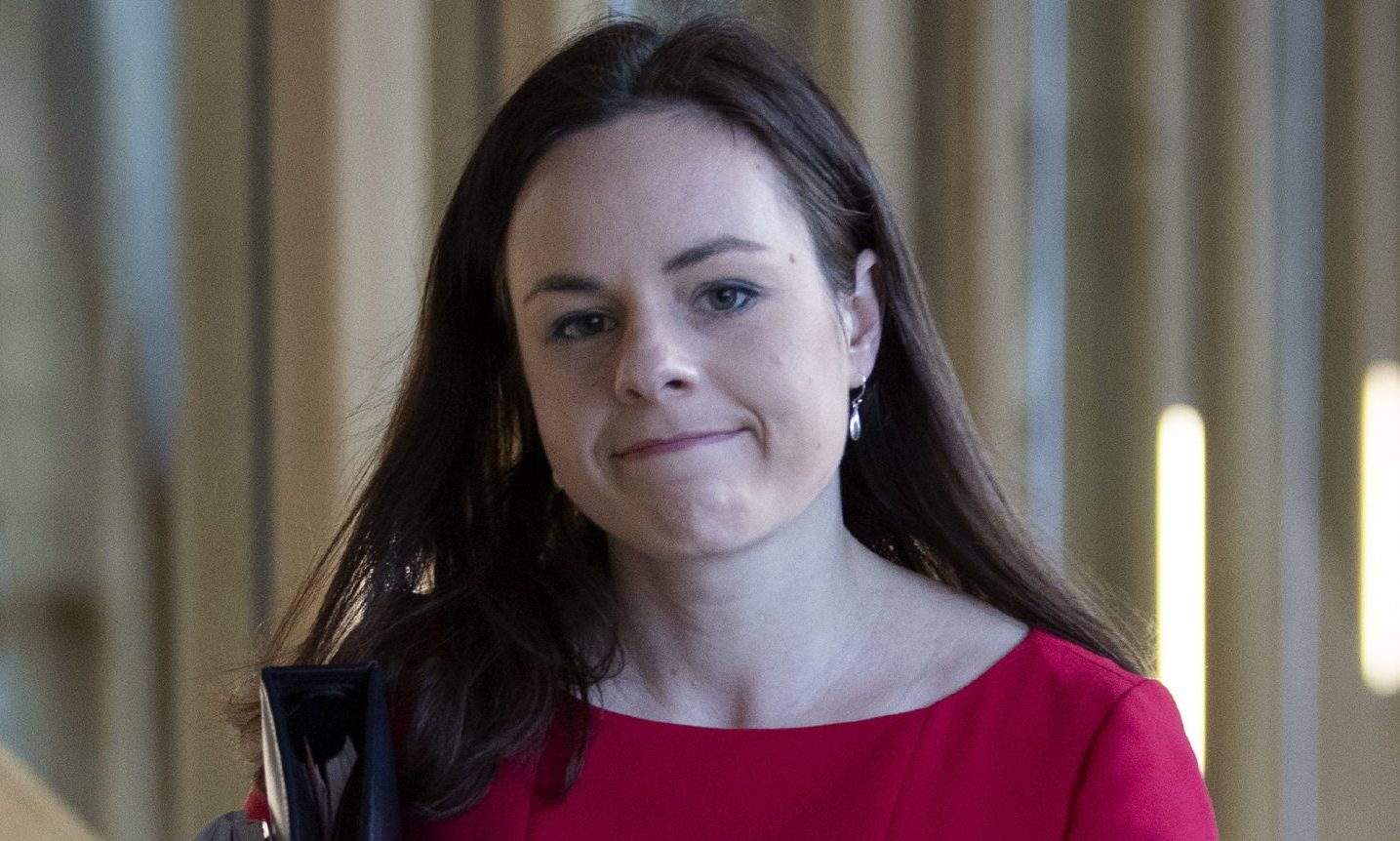 Public finance minister Kate Forbes is being urged to deliver funding to councils to help them through lockdown.