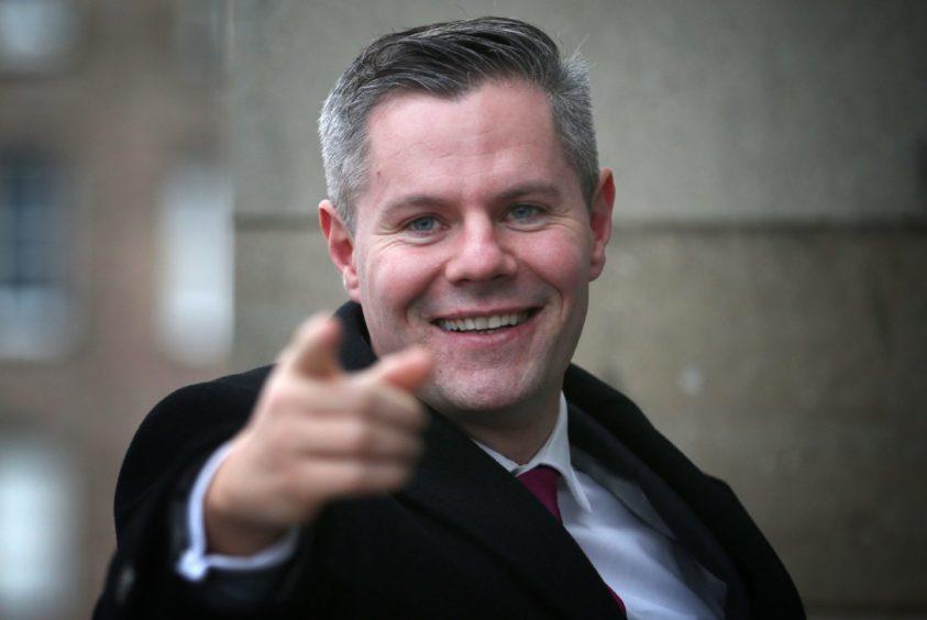 Derek Mackay.