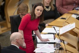 Kate Forbes becomes Finance Secretary after her skilful handling of the Scottish Budget