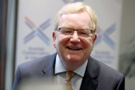 Jackson Carlaw after being announced as the new leader of the Scottish Conservatives.