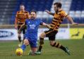 Caley Thistle midfielder Sean Welsh.