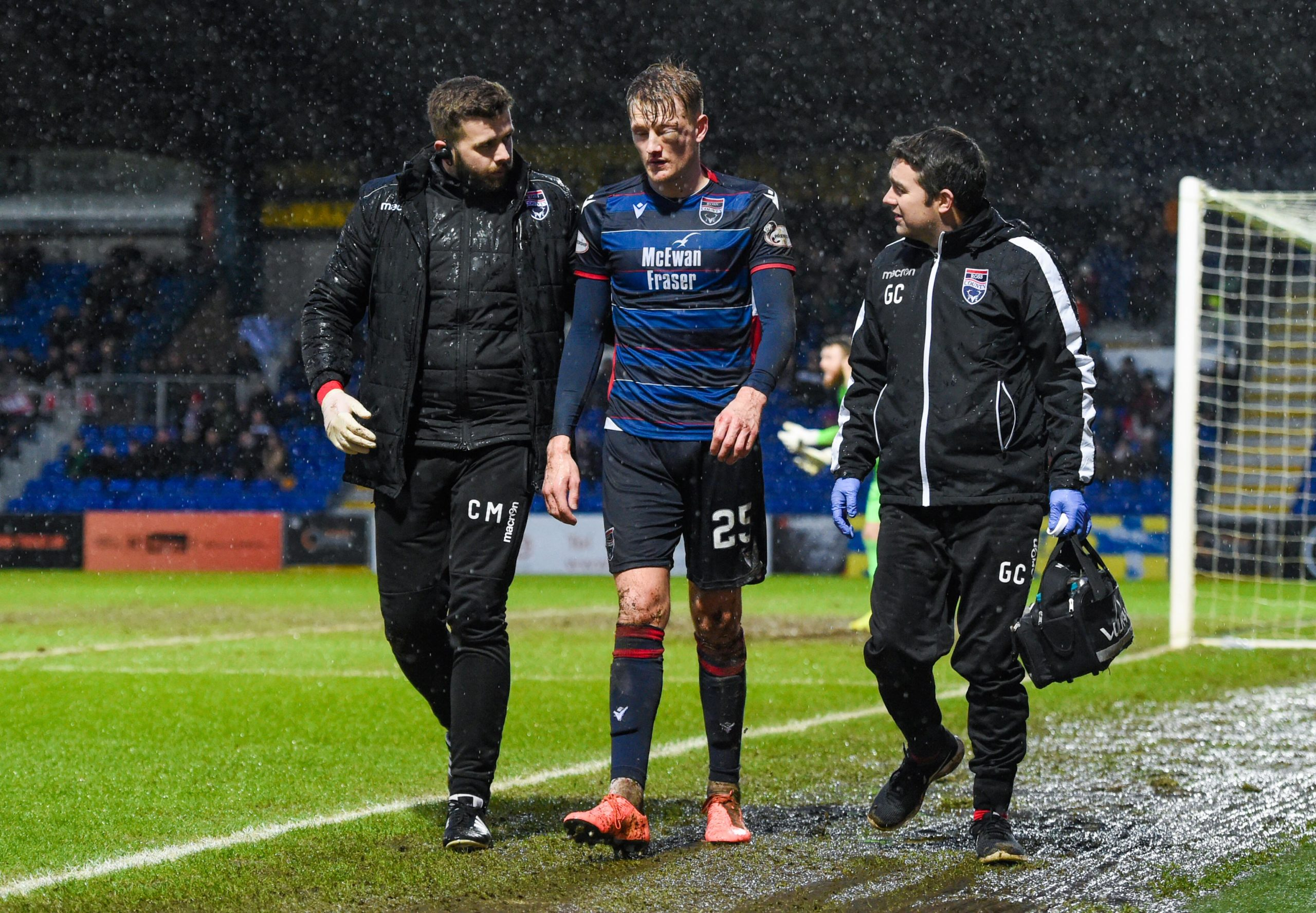 The signing of Coll Donaldson and others suggests the Staggies are planning long-term.