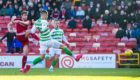 Ash Taylor strikes to equalise for Aberdeen