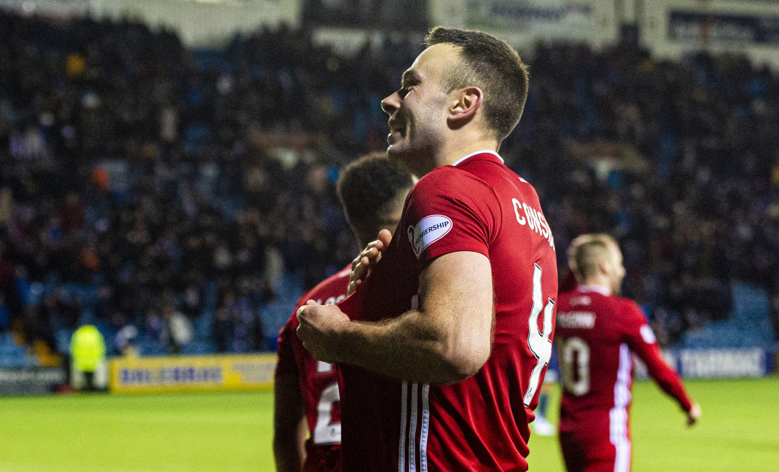 Considine was tipped for a Scotland call-up before the shutdown.