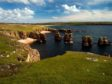 Eshaness, Shetland Islands.