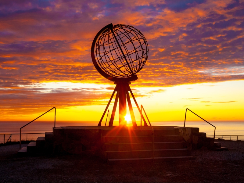 The North Cape, Norway.