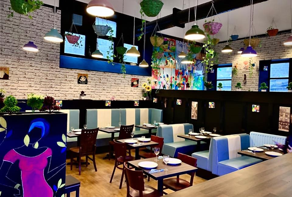 Tango Turtle, one of the stops on the Aberdeen Restaurant Week 2020 street food tours.