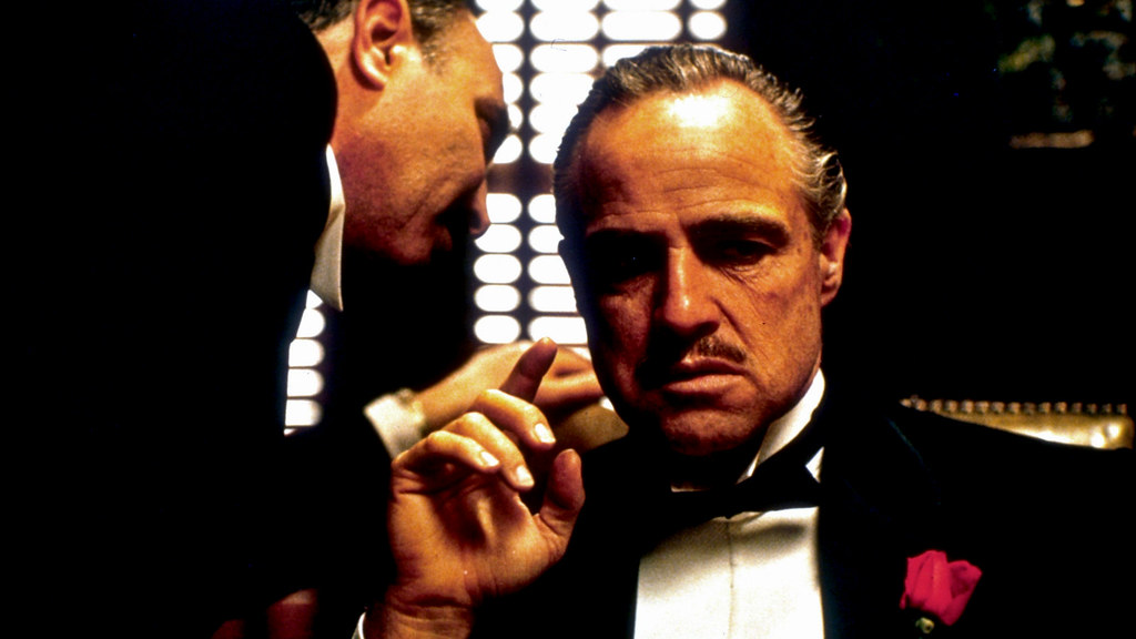 Boris Johnson named the Godfather as his favourite film