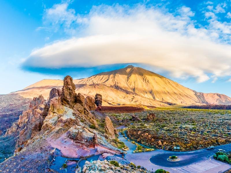 Mount Teide, Tenerife.