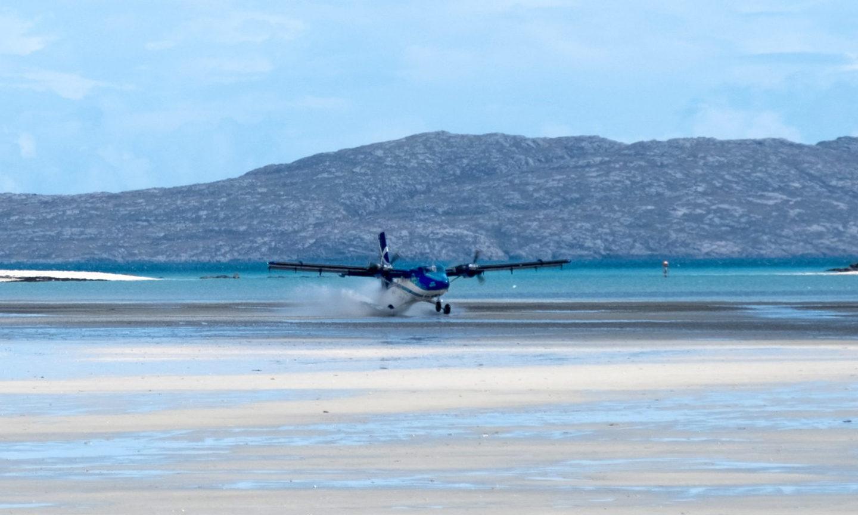 Barra Airport;