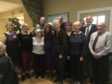 Caithness Stroke Group volunteers