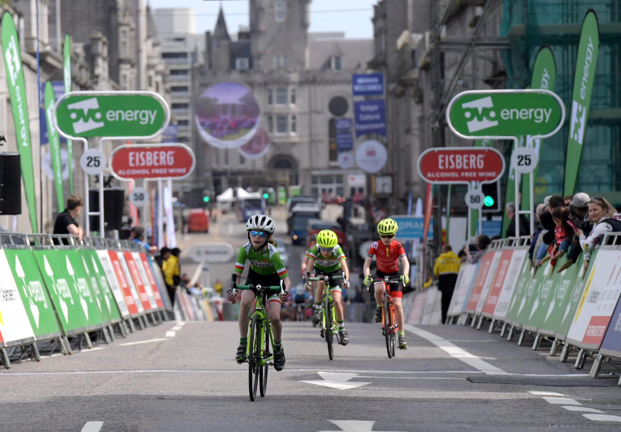 The smaller-scale Tour Series events held in Aberdeen over the past three years have been hugely successful.