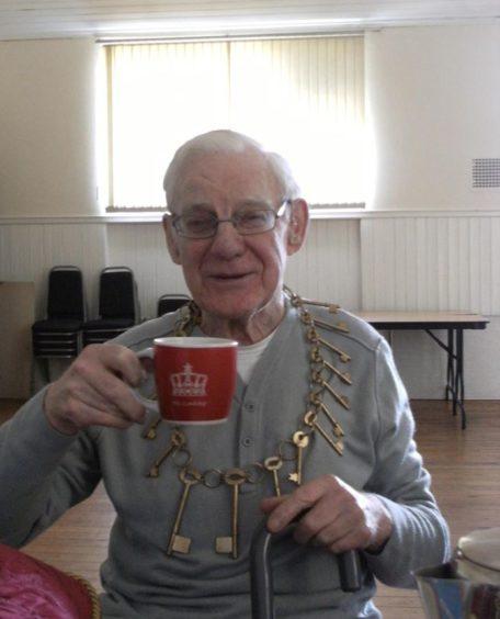 Aberdeen community stalwart John Will.
