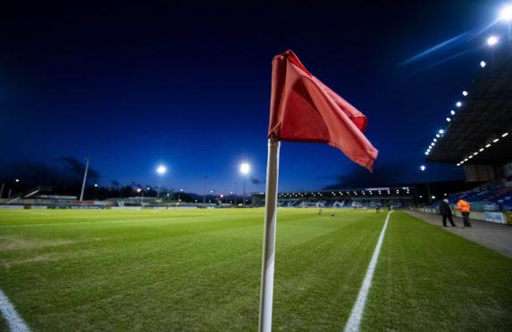 The Caledonian Stadium.