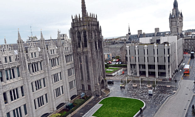 Aberdeen City Council HQ