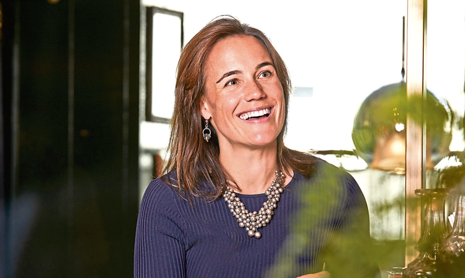 Annabel Thomas, chief executive and founder of Nc'nean Distillery