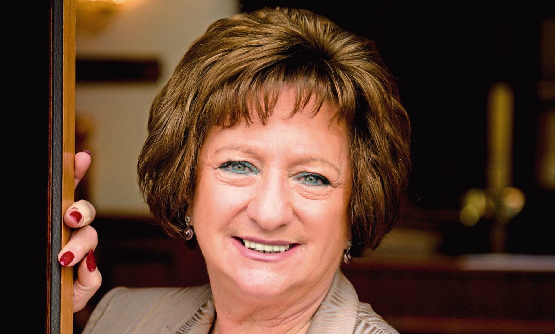 Scottish Chambers of Commerce chief executive Liz Cameron.