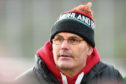 Highland RFC head coach Dave Carson.