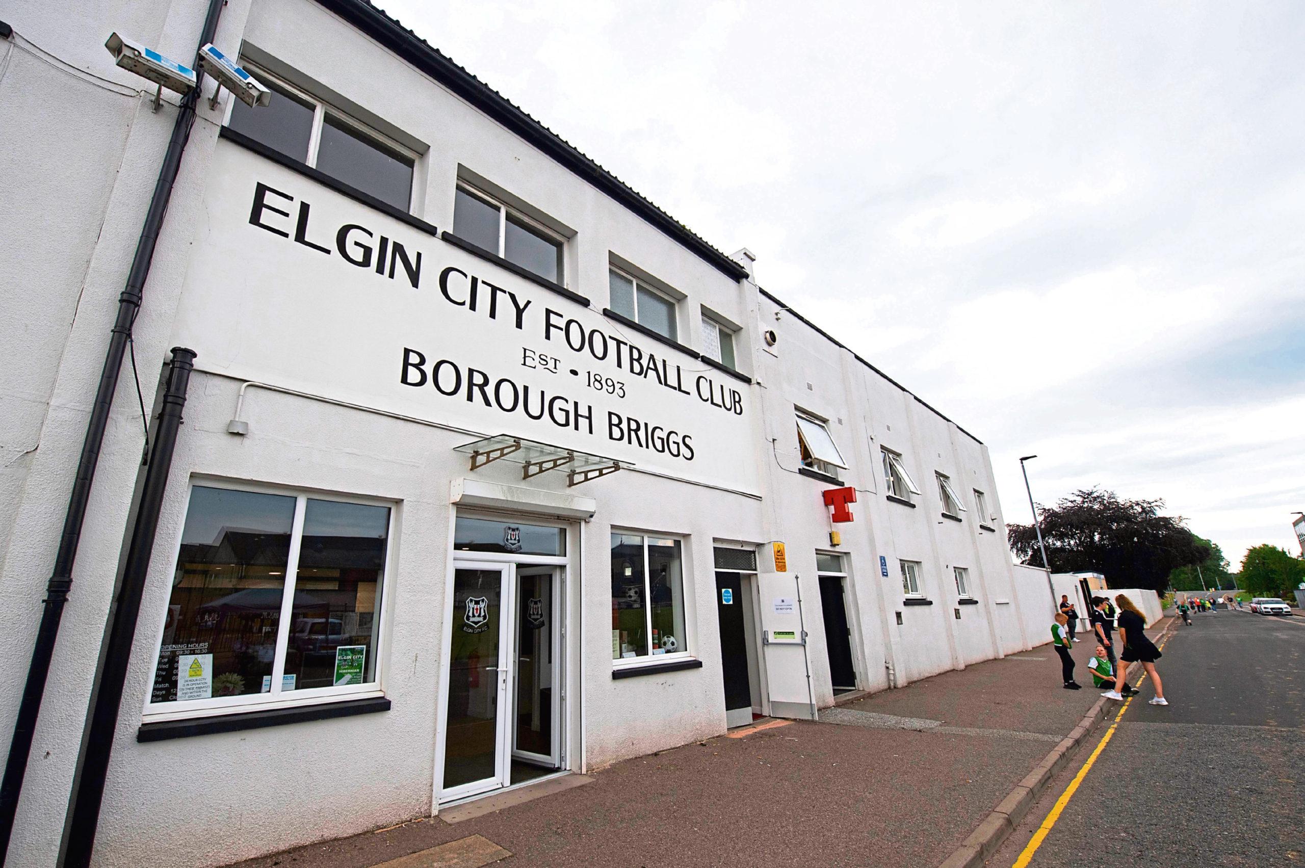 Borough Briggs.