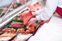 Scottish butchers are determined to ensure their products reach customers in the coming months.