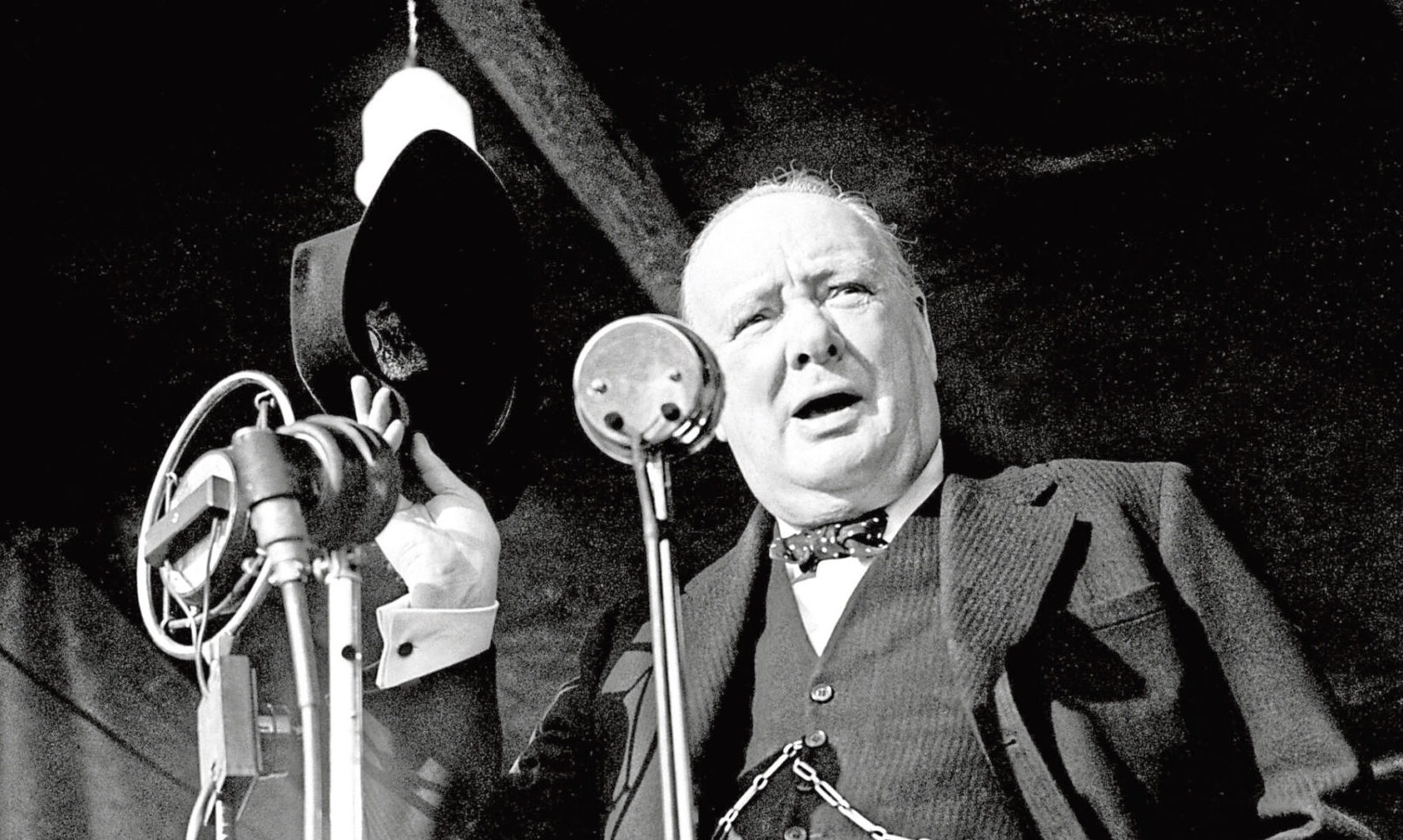Winston Churchill's government knew about Operation Cauldron and Operation Hesperus.