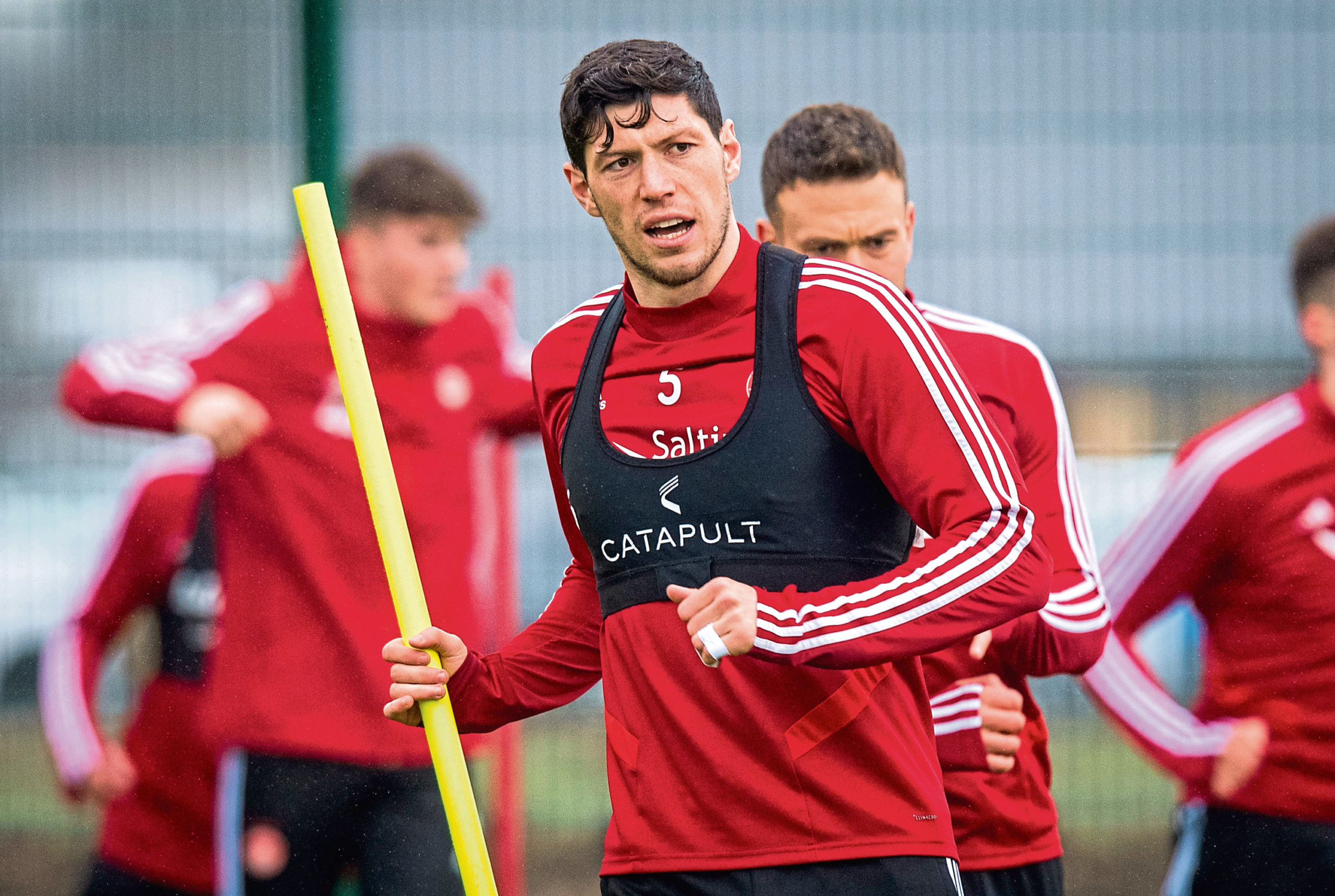 Aberdeen's Scott McKenna has been the subject of several bids in the past.