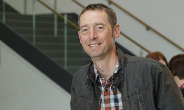 Architectural Technology lecturer Ewan Lyons.
