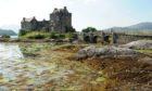 Eilean Donan Castle. Picture by Sandy McCook