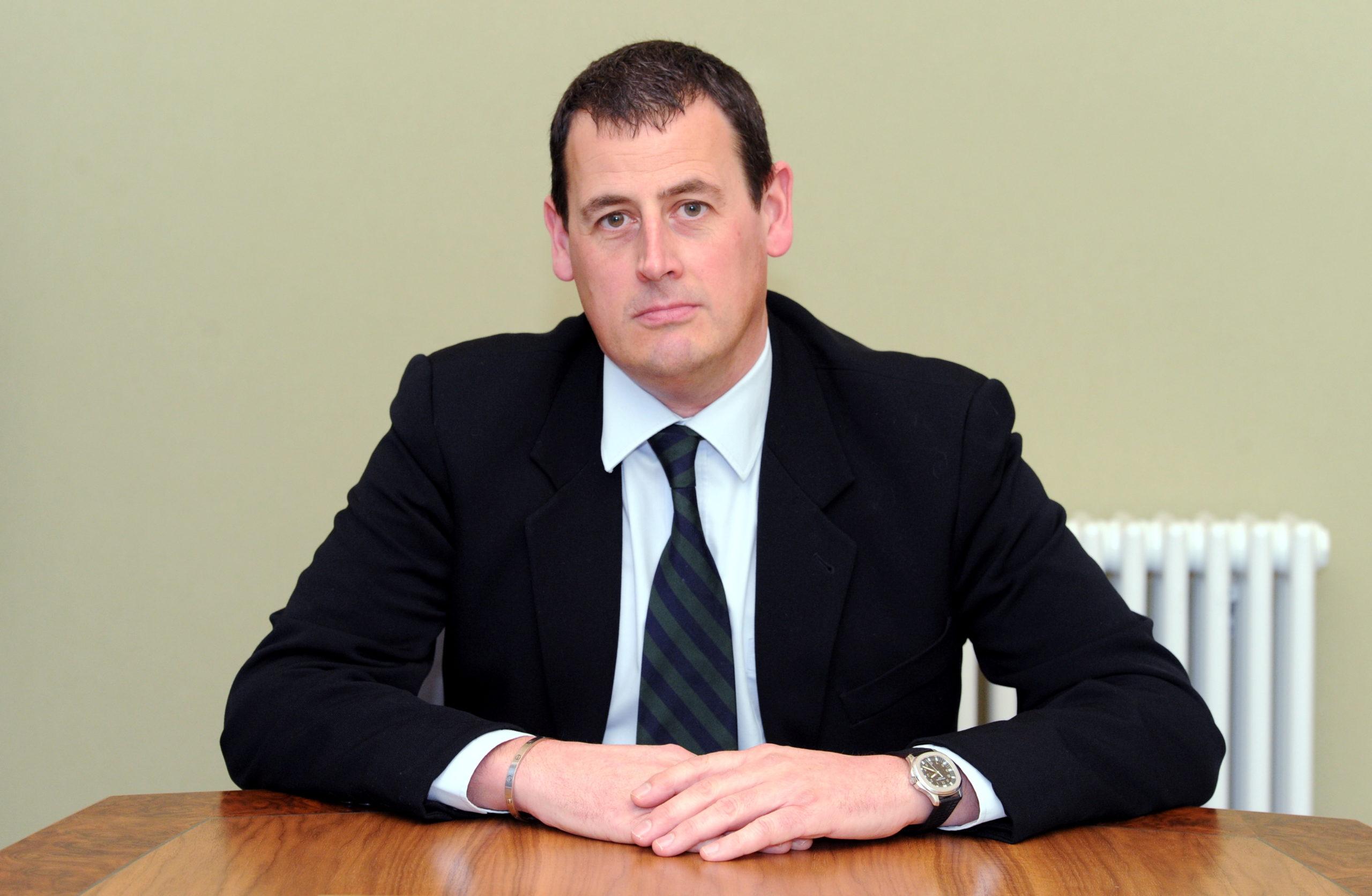 Alan Massie, director of Carlton Rock