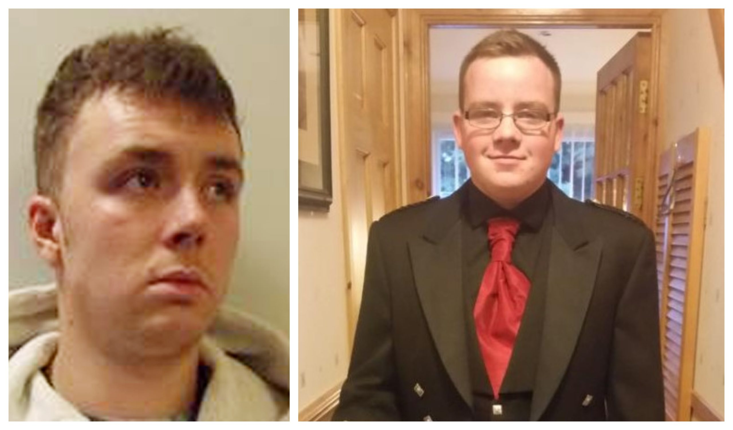 Mikey Durdle (left) admitted to dangerous driving that caused Kyle Robertson's (right) death.